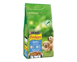 FRISKIES CROC. CANI JUNIOR