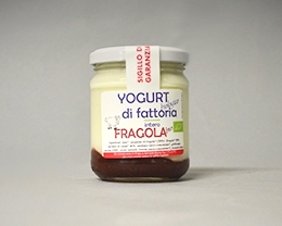 Yogurt Bio Fragola