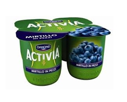 YOGURT ACTIVIA MIRTILLI