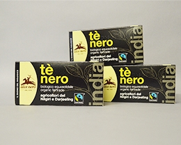 Tè Nero Bio - Fair Trade