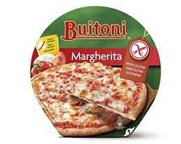 PIZZA MARGHERITA BUITONI NO GLUTINE SURGELATA*
