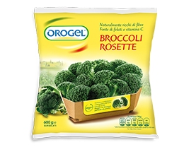 BROCCOLI OROGEL SURGELATI*
