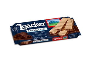 WAFER LOACKER CREM KAKAO