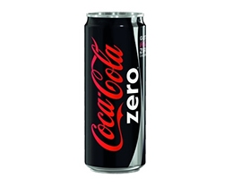 COCA COLA ZERO LATTINA  33cl
