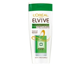 SHAMPOO ELVIVE 2IN1 MULTIV.