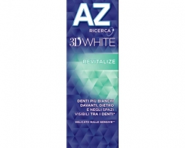 DENTIFRICIO AZ 3D WHITE REVITALIZE